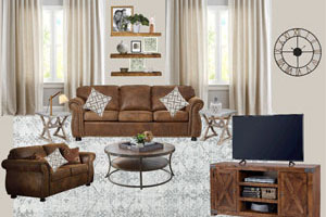 Jenna Nicole Interiors - Family Room After