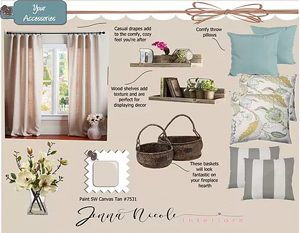 Jenna Nicole Interiors - Harford, Baltimore, Cecil County