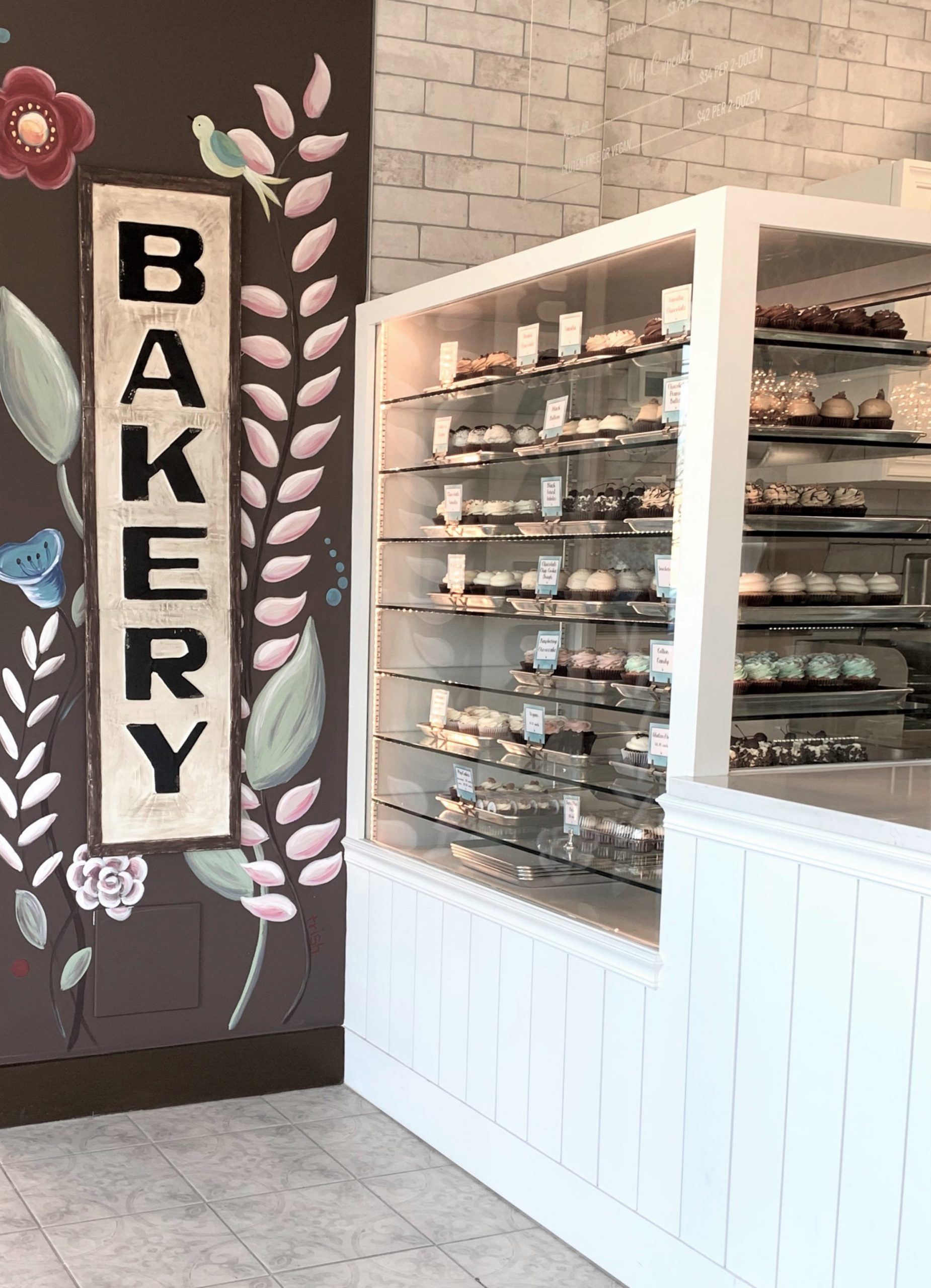 Flavor Cupcakery & Cafe, Bel Air, Maryland